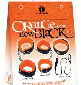 Orange Is The New Black Kit #1 Restrain Yourself