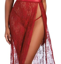 DREAMGIRL Gown, G-String