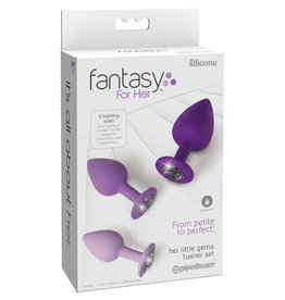 PIPEDREAM Fantasy For Her Her Little Gems Trainer Set