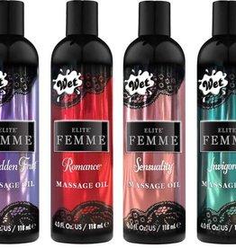 WET Elite Femme By Wet Massage Oil