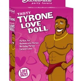 Tasty Tyrone Inflatable Love Doll