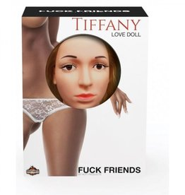 F*ck Friends Tiffany Love Doll With 3 Orifices