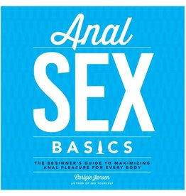 Anal Sex Basics Book by Carlyle Jansen