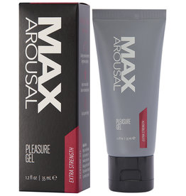 MAX Arousal Pleasure Gel-Extra Strength 2oz