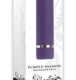 Purple Passion Bullet Vibrator