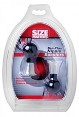 Size Matters See Thru Nipple Enlarger Pumps