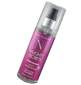 CLASSIC BRANDS Naughty Secrets Pheromone Spray