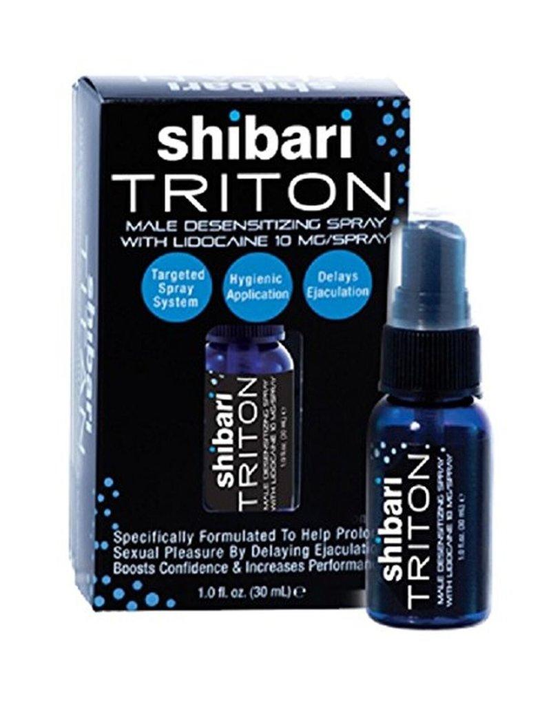 Shibari Triton Spray Men's Desensitizing Spray