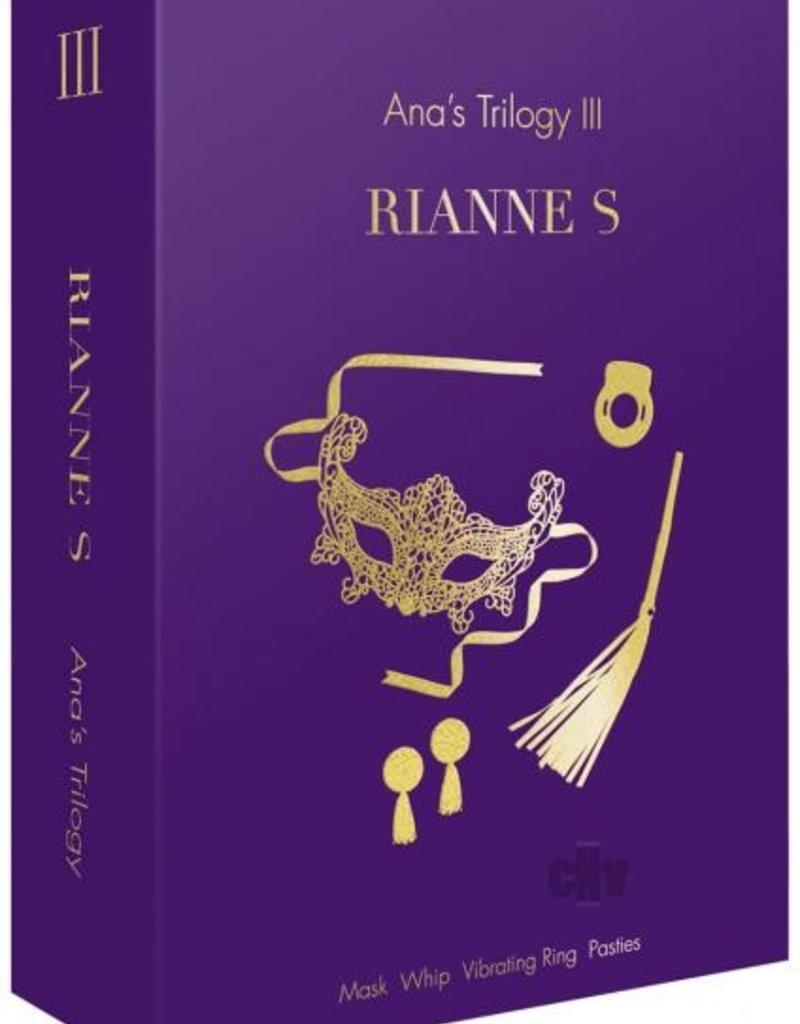 Rianne S Ana's Trilogy Set 3