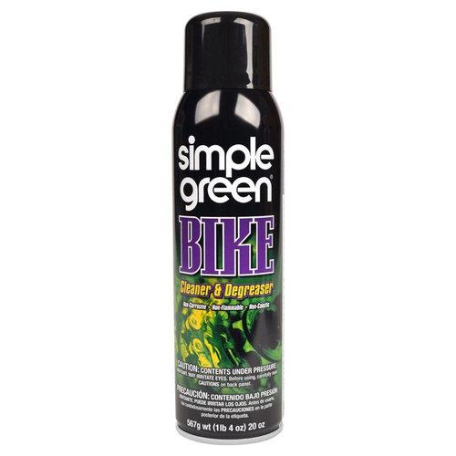 Simple Green Simple Green 20 oz Aerosol Bike Cleaner/Degreaser