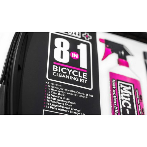 Muc-Off Muc-Off 8-in-1 Bicycle Cleaning Kit