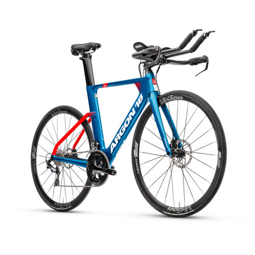 Argon 18 Argon 18 2020 E-117 Tri Disc Ultegra Triathlon Bike