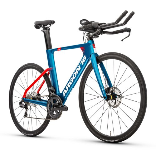 Argon 18 Argon 18 E-117 Tri Disc Ultegra Di2 Triathlon Bike