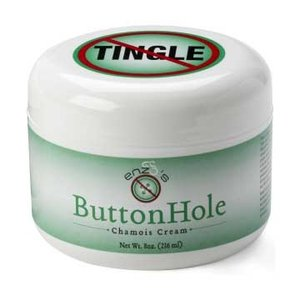 Enzos Enzo's Button Hole Chamois Cream No Tingle 8oz Jar