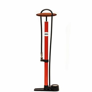 Silca Silca Pista Floor Pump Red