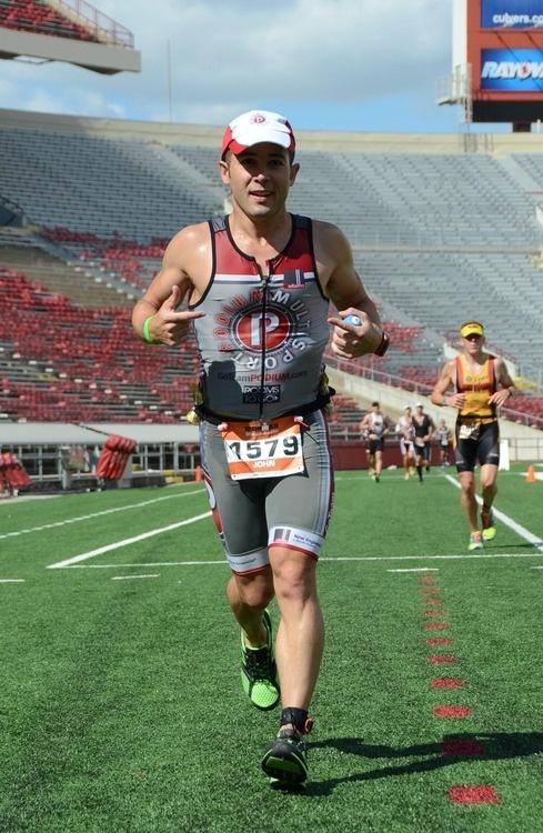 Ironman Wisconsin Run photo