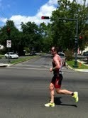 Jeremy on the run