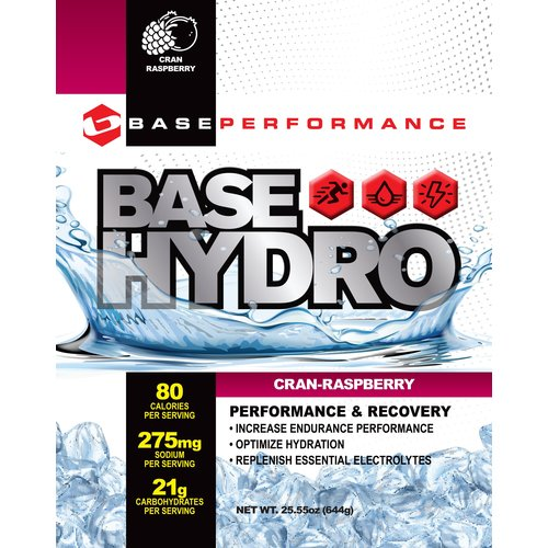 BASE Performance Base Hydro Performance and Recovery