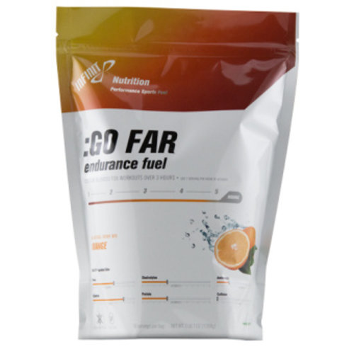 INFINIT NUTRITION Infinit :Go Far