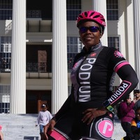 Selma to Montgomery 55 bike ride: Carolyn Sanders