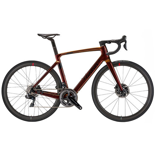 Wilier Wilier Cento10 Hybrid Dura Ace Di2 Road eBike