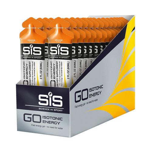 SiS GO Isotonic Energy Gel