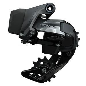 SRAM SRAM, Force eTap AXS D1, Rear Derailleur, Speed: 12, Cage: Medium, Black