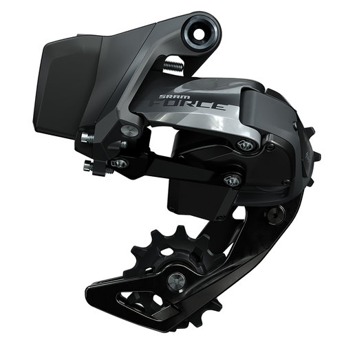 SRAM SRAM, Force eTap AXS D1, Rear Derailleur, Speed: 12, Cage: Medium, Black