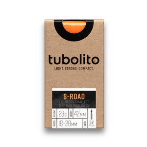 Tubolito S-Tubo Road 700c, Disc Brake Only