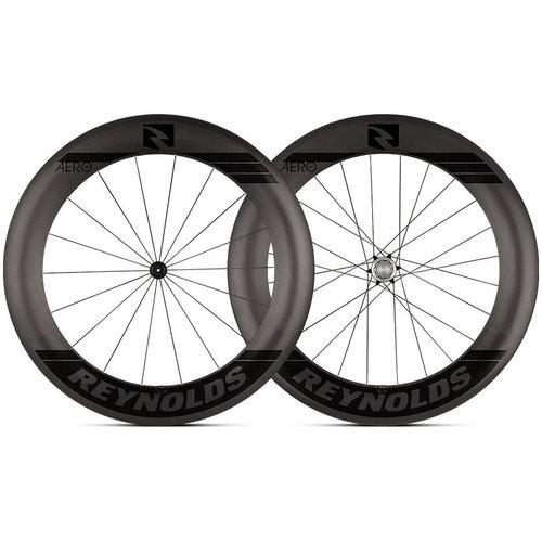 Reynolds Cycling Reynolds Blacklabel Aero 80 Wheelset