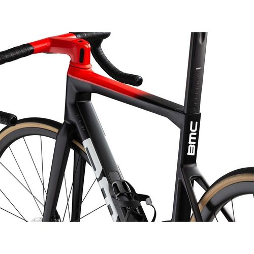 BMC Switzerland BMC Teammachine SLR01 ONE Red eTap AXS Road Bike
