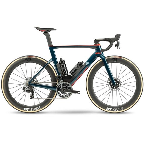 BMC Switzerland BMC Timemachine ROAD 01 ONE Red eTap AXS