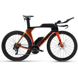 Cervelo Cervelo P5 Disc Force eTap AXS Triathlon Bike