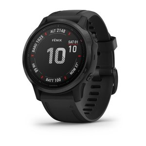 Garmin Garmin fenix 6S 42mm Black, Wristband: Black