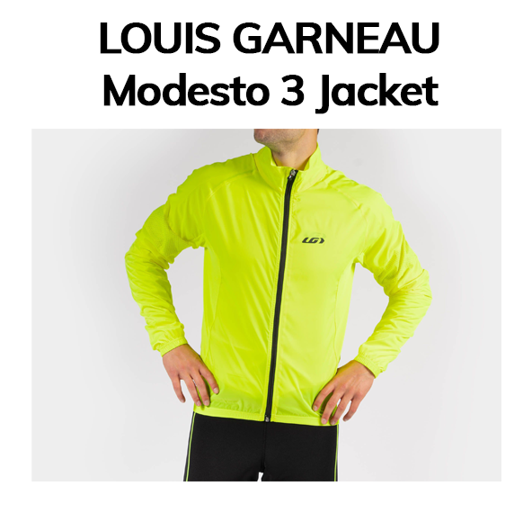 Louis Garneau Modesto 3 Jacket