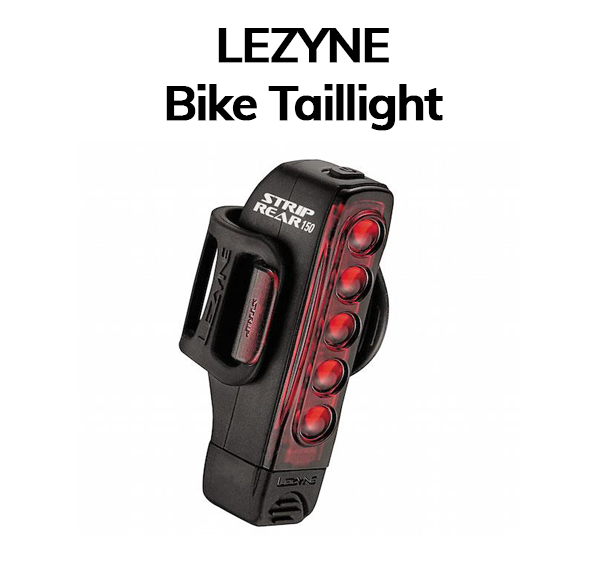 lezyne bike light