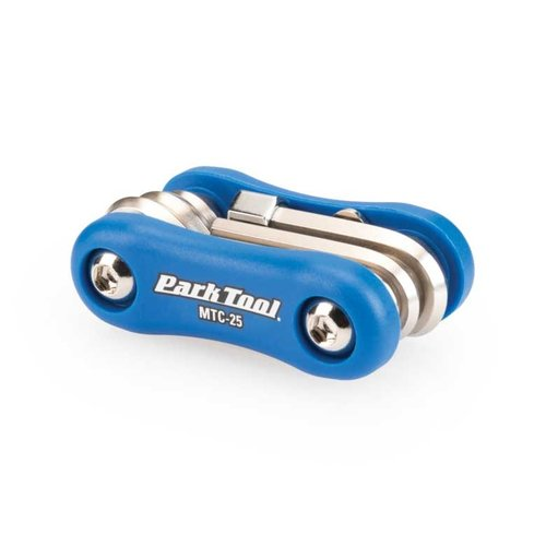 Park Tool MTC-25 - Mini Fold Up Multi -Tool