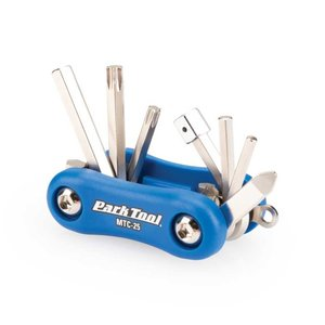 Park Tool MTC-25 - Mini Fold Up Multi -Tool