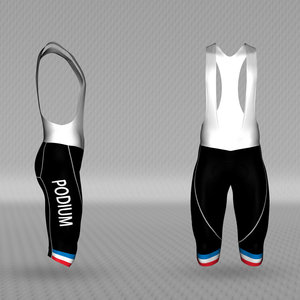 Jackroo Podium Ascent Pro Bib Knickers by Jakroo