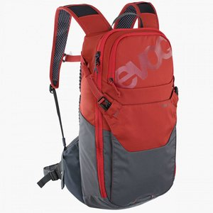 EVOC EVOC Ride 12 Hydration Bag Chili Red/Carbon Grey