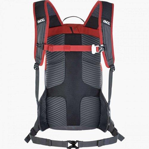 EVOC EVOC Ride 12 Hydration Bag Chili Red/Carbon Grey