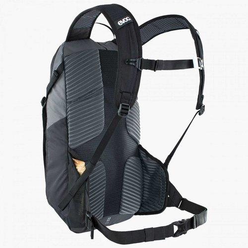 EVOC EVOC Ride 12 Hydration Bag Carbon/Grey
