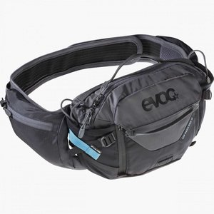 EVOC EVOC Hip Pack Pro Hydration Bag Black/Carbon Grey