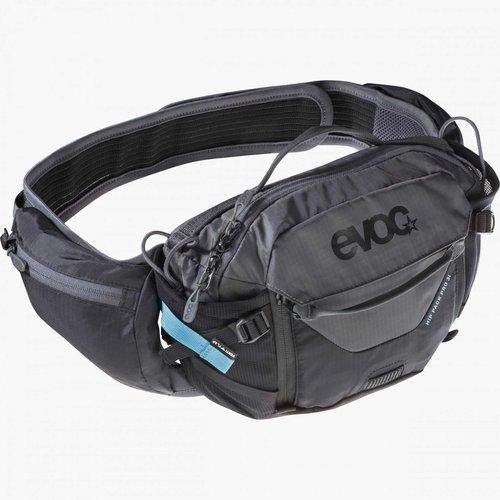 EVOC EVOC Hip Pack Pro Hydration Bag Black/Carbon Grey