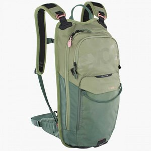 EVOC EVOC Stage 6 + 2L Bladder Hydration Bag Light Olive