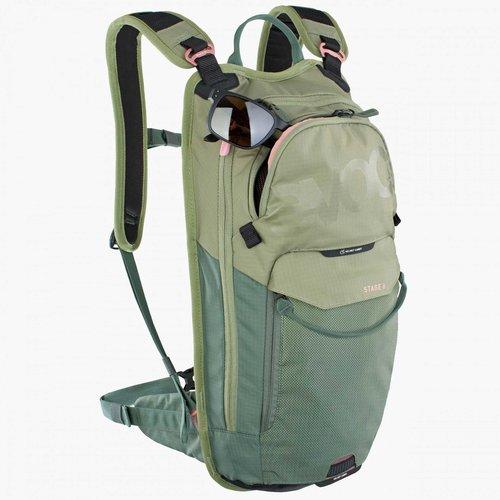 EVOC EVOC Stage 6 + 2L Bladder Hydration Bag Light Olive