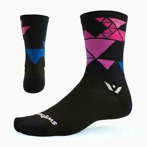 SWIFTWICK Swiftwick Vision SIX Geometric Socks
