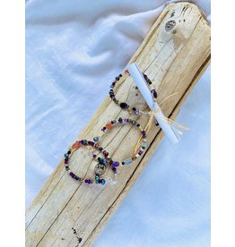 "Moondance Alaska by Colleen Goldrich Moondance ""Togetherness"" Bracelet"