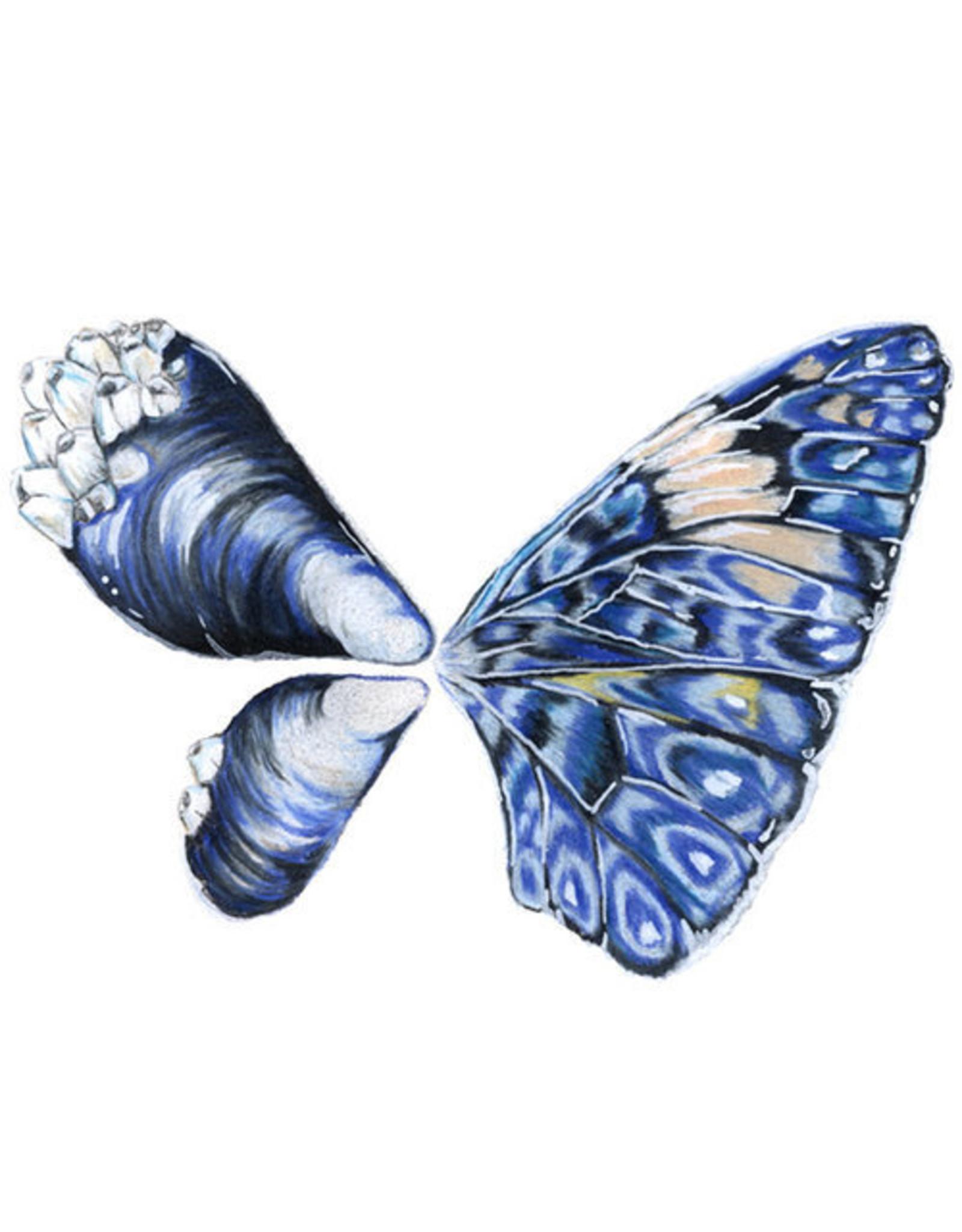 Marissa Amor Mussel Butterfly | Marissa Amor