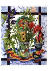 "Pia Reilly Pia Reilly ""Paintbrush Jar"" art print"